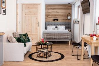 Apartament-for couple