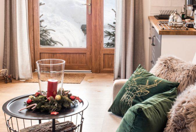 Apartament winter