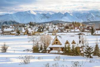 Villa Gorsky panorama tatr